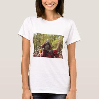 Medieval Knights Horses Lions Castle Party Destiny T-Shirt