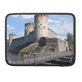 Medieval Knights Horses Lions Castle Renaissance Sleeves For MacBooks