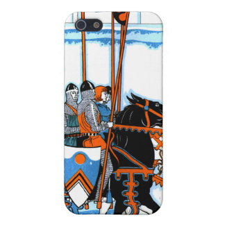 Medieval Knights iPhone Case iPhone 5 Case