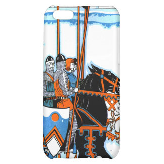 Medieval Knights iPhone Case iPhone 5C Covers