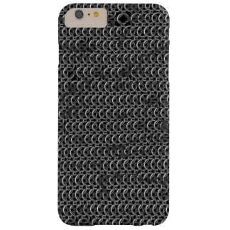 Medieval Knights Templar Chain Mail effect Barely There iPhone 6 Plus Case