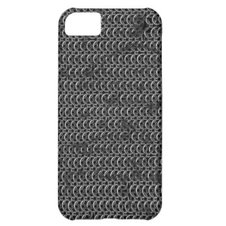 Medieval Knights Templar Chain Mail effect iPhone 5C Cases