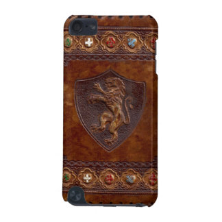 Medieval Leather Book Cover
