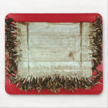 Medieval letter of protest from the Bohemian Mouse Pad