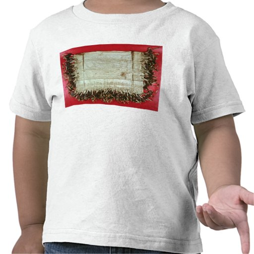 Medieval letter of protest from the Bohemian T Shirts