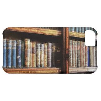 Medieval Library and Books of Antiquity Artwork Cover For iPhone 5C