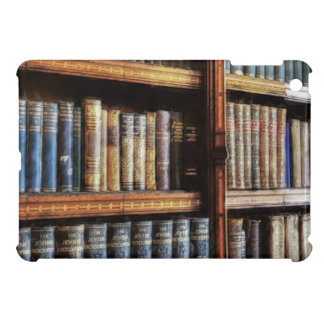 Medieval Library and Books of Antiquity Artwork Cover For The iPad Mini