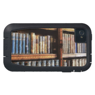 Medieval Library and Books of Antiquity Artwork iPhone4 Case