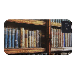 Medieval Library and Books of Antiquity Artwork iPhone 4 Case-Mate Case
