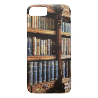 Medieval Library and Books of Antiquity Artwork iPhone 7 Case