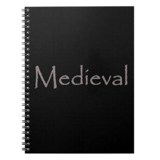 Medieval Libros De Apuntes