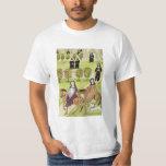 Medieval Life in England - Canterbury pilgrims 1 T-Shirt