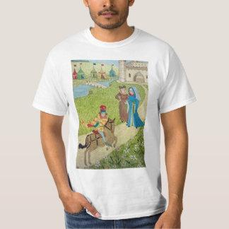Medieval Life in England - Canterbury pilgrims 5 Shirt