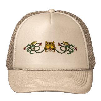 Medieval Lion Design Trucker Hat