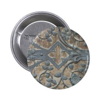 Medieval Lock Button