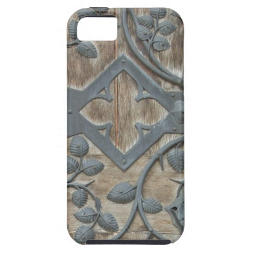 Medieval Lock iPhone 5 Cover