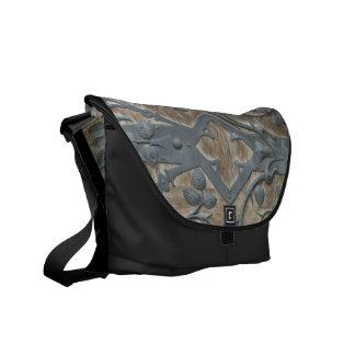 Medieval Lock Courier Bag