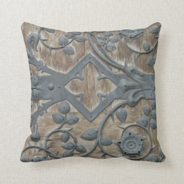 Medieval Lock Pillow