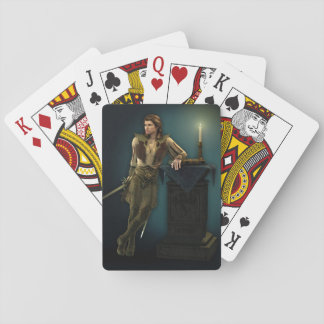 Medieval Lord Playing Cards