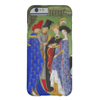 Medieval lords and ladies barely there iPhone 6 case