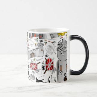 Medieval Mash-up Mugs