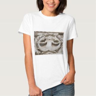 Medieval Mermaid Tee Shirt
