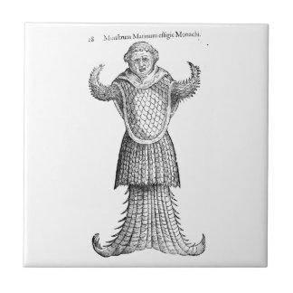 Medieval Monkfish Tiles