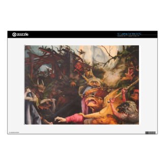 "Medieval monsters skin for laptop MacBook 13"" Laptop Skin"