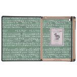 Medieval Music Manuscript iPad DODOcase iPad Case