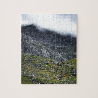 Medieval Nature Fantasy Landscape Mother Earth Jigsaw Puzzle
