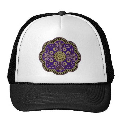 Medieval Ornaments Trucker Hat