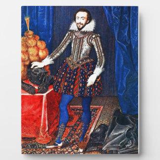 Medieval Portrait Plaque