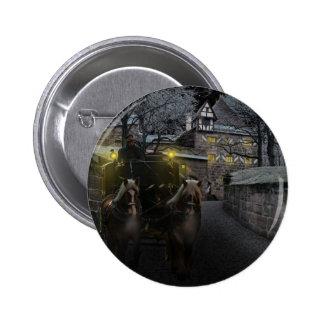 Medieval Renaissance Knights castle old Pinback Button