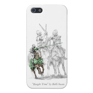 Medieval Renaissance Knights iPhone 5 Case