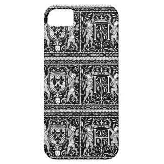 Medieval Renaissance Pageantry Elegant Pattern iPhone SE/5/5s Case