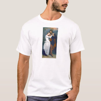 Medieval Romance Couple T-Shirt