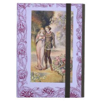 Medieval Romantic Old World Love Canvas iPad Air Case