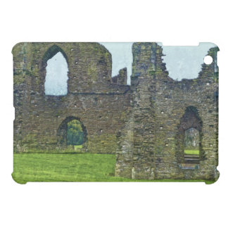 Medieval Ruins of  Neath Abbey in Wales, UK iPad Mini Cover