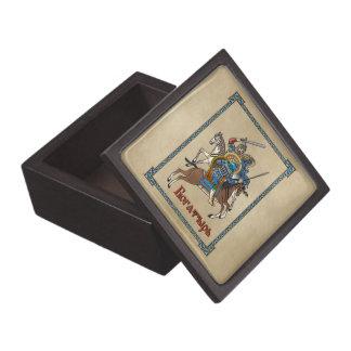Medieval Russian Bogatyr Gift Box