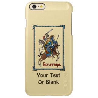 Medieval Russian Bogatyr Incipio Feather® Shine iPhone 6 Plus Case