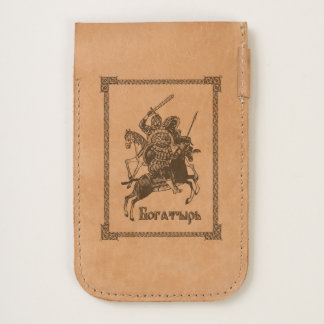 Medieval Russian Bogatyr iPhone 6/6S Case