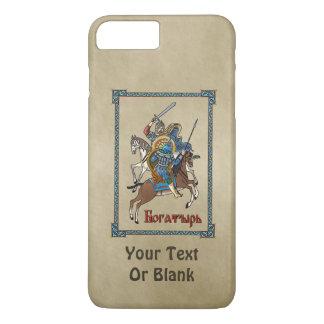 Medieval Russian Bogatyr iPhone 7 Plus Case