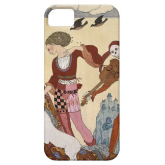 Medieval Scene by Georges Barbier iPhone SE/5/5s Case