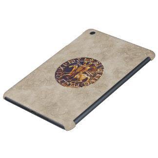 Medieval Seal of the Knights Templar iPad Mini Retina Cover
