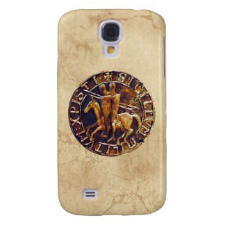 Medieval Seal of the Knights Templar Samsung Galaxy S4 Case