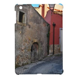 Medieval Sicilian mountain village iPad Mini Cases