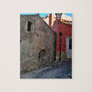 Medieval Sicilian mountain village Jigsaw Puzzle