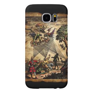 Medieval Spirit Minstrels Samsung Galaxy S6 Case