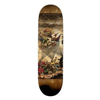 Medieval Spirit Minstrels Skateboard Deck
