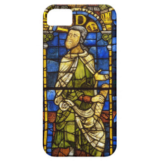 Medieval Stained Glass iPhone SE/5/5s Case